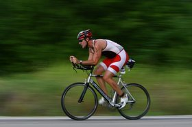 Triathlete with good PPT