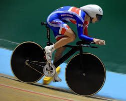 velodrome cyclist